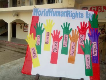 Celebration of World Human Rights Day