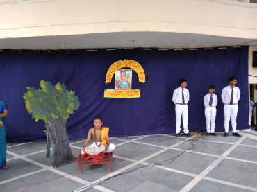Tulsi Jayanti Celebration