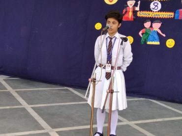 Speech & recitation competition