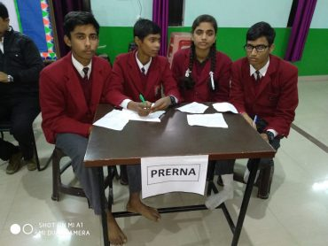 Maths Quiz and Debate Competition