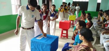 Election of Student Council
